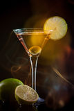 Coctail colorido Foto de Stock Royalty Free