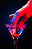 Coctail Colourful Fotografia Stock