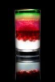Coctail Colourful Fotografie Stock Libere da Diritti