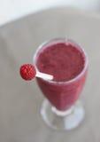 Coctail de fraise image stock