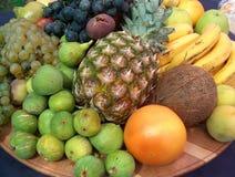 Coctail de fruit Images libres de droits