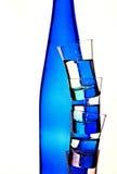 Coctail för starkspritsommartequila Fotografering för Bildbyråer