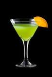 Coctail fresco de martini Foto de archivo