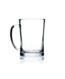 Coctail Glasset. Bierkrug auf Weiß Stockbilder