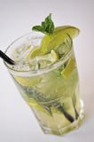 Coctail mojito Stock Images