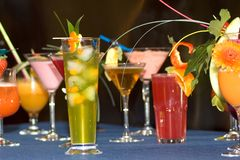 Coctail party Royalty Free Stock Photos