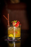 Coctail picante Imagens de Stock Royalty Free