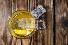 Coctail (surt för whisky) Arkivbild