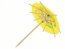 Coctail umbrella Stock Photo