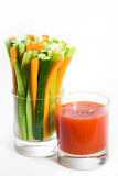 Coctail vegetal Fotografia de Stock