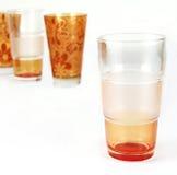 coctailexponeringsglas Arkivbilder
