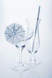Coctailexponeringsglas Royaltyfria Foton