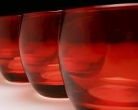coctailexponeringsglas arkivbild