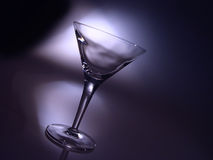 coctailexponeringsglas Arkivfoton
