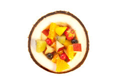 coctailfrukt Arkivfoto