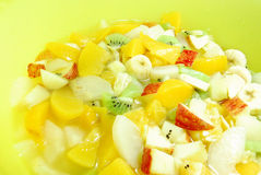 coctailfrukt Arkivbilder