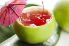 coctailgrapefrukt Arkivbilder