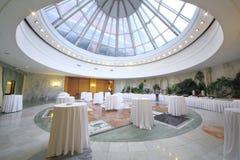 Coctailmottagande på den vita Hallen Royaltyfri Foto