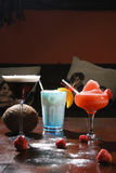 Coctails Stockfotos