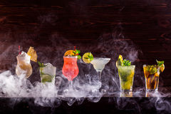 Coctails Royalty Free Stock Image