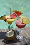 Coctails Stock Photo