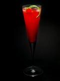 Coctailsamling - Cherry Vodka arkivfoton