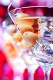 Coctailsamling - Martini Royaltyfria Bilder