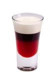 Coctel alcohólico imagen de archivo libre de regalías