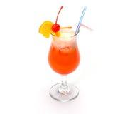 Coctel alcohólico frío Imágenes de archivo libres de regalías