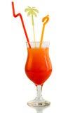 Coctel anaranjado Fotos de archivo