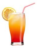 Coctel anaranjado Imagenes de archivo