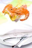 Coctel de camarón Fotografía de archivo libre de regalías