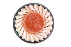 Coctel de camarón Fotos de archivo libres de regalías