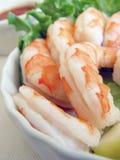 Coctel de camarón imagen de archivo