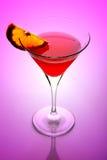 Coctel de Martini fotografía de archivo libre de regalías