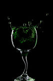 Coctel del alcohol Imagenes de archivo