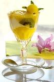 Coctel del mango Foto de archivo