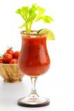Coctel del tomate Imagen de archivo