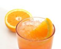 Coctel - salida del sol del Tequila Fotografía de archivo