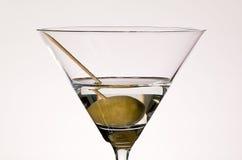 Coctel seco de martini Foto de archivo