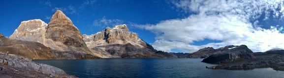 Cocuy nationalpark el Arkivfoton