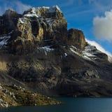 Cocuy park narodowy fotografia royalty free