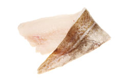 Cod fillet royalty free stock photo