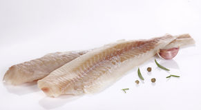 Cod fillet Royalty Free Stock Image