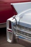 Coda classica dell'automobile Immagine Stock Libera da Diritti