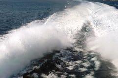 Coda del traghetto Fotografia Stock Libera da Diritti