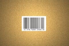 Code à barres Photographie stock libre de droits