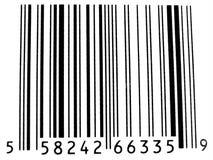 Code à barres Photo libre de droits