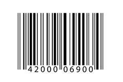 code à barres illustration stock