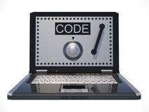 Code Lizenzfreie Stockbilder